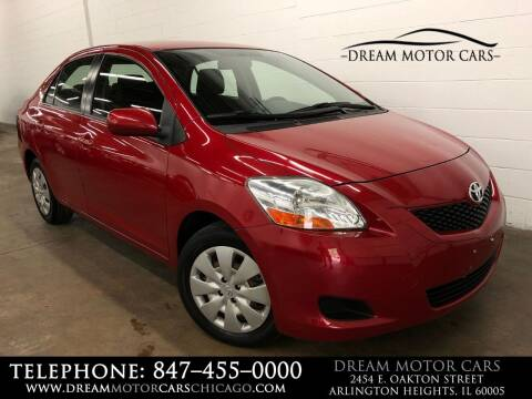 2009 Toyota Yaris for sale at Dream Motor Cars in Arlington Heights IL