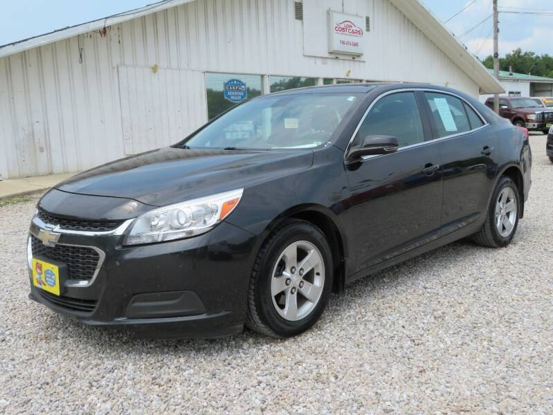 2014 Chevrolet Malibu for sale at Low Cost Cars in Circleville OH