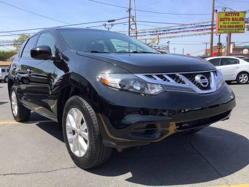 2014 Nissan Murano for sale at Active Auto Sales in Hatboro PA