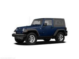 2010 Jeep Wrangler for sale at Mann Chrysler Dodge Jeep of Richmond in Richmond KY