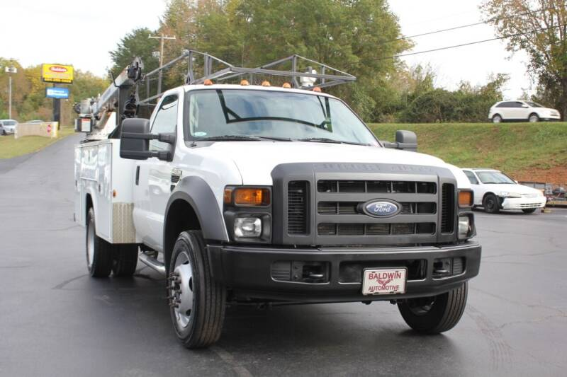 2008 Ford F-450 Super Duty for sale at Baldwin Automotive LLC in Greenville SC
