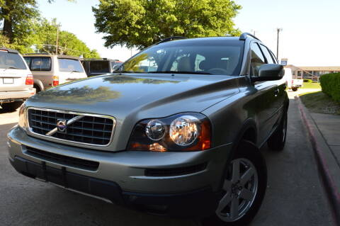 2007 Volvo XC90 for sale at E-Auto Groups in Dallas TX