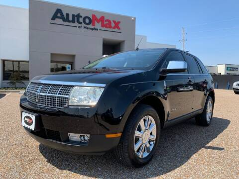 2008 Lincoln MKX for sale at AutoMax of Memphis - V Brothers in Memphis TN