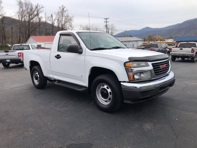 2008 GMC Canyon for sale at KNK AUTOMOTIVE in Erwin TN