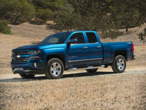 2018 Chevrolet Silverado 1500 for sale at Mercedes-Benz of North Olmsted in North Olmstead OH
