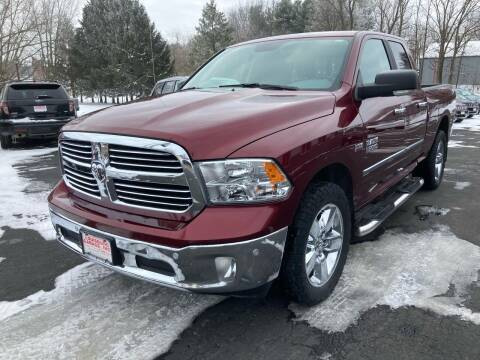 2017 RAM Ram Pickup 1500 for sale at Louisburg Garage, Inc. in Cuba City WI