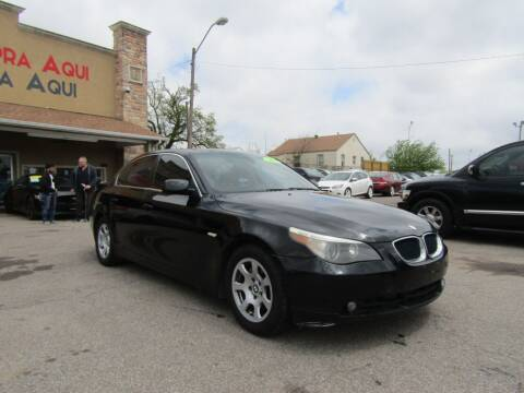 2004 BMW 5 Series for sale at Import Motors in Bethany OK