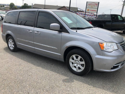 2013 Chrysler Town and Country for sale at Mr. Car Auto Sales in Pasco WA