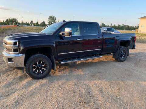 2018 Chevrolet Silverado 2500HD for sale at Canuck Truck in Magrath AB