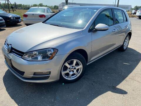 2015 Volkswagen Golf for sale at East Windsor Auto in East Windsor CT