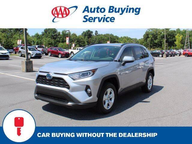 2021 Toyota RAV4 Hybrid for sale in Charlotte, NC