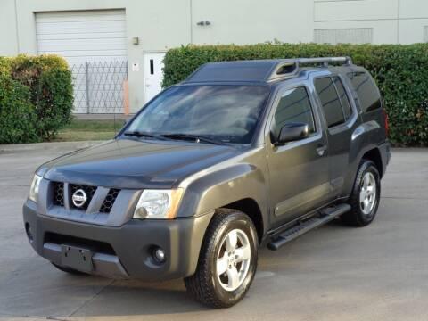 2007 Nissan Xterra for sale at Auto Starlight in Dallas TX