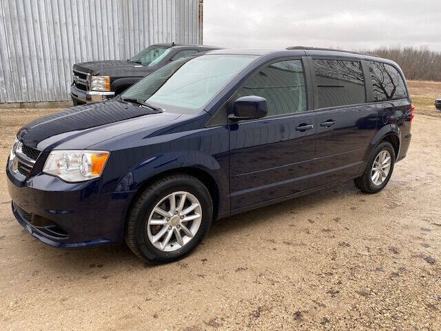 2014 Dodge Grand Caravan for sale at Dave's Auto & Truck in Campbellsport WI