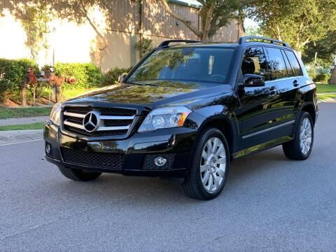 2011 Mercedes-Benz GLK for sale at Presidents Cars LLC in Orlando FL