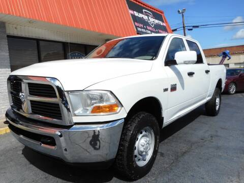2012 RAM Ram Pickup 2500 for sale at Super Sports & Imports in Jonesville NC