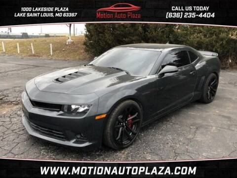 2014 Chevrolet Camaro for sale at Motion Auto Plaza in Lakeside MO