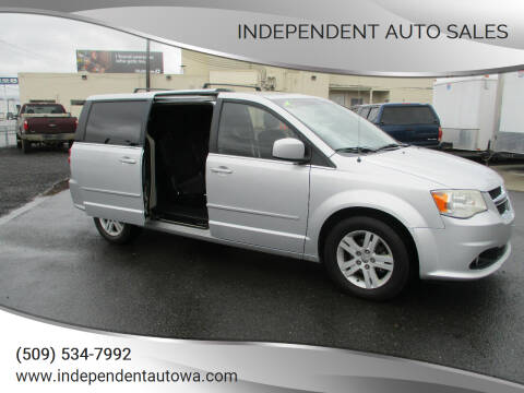 2011 Dodge Grand Caravan for sale at Independent Auto Sales in Spokane Valley WA