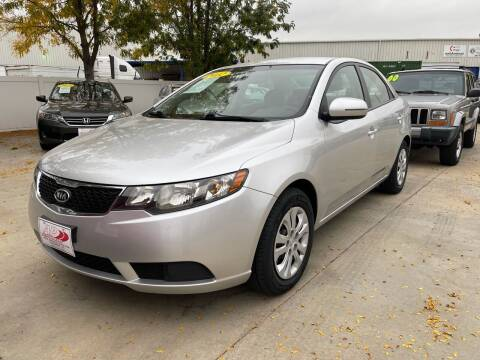 2012 Kia Forte for sale at AP Auto Brokers in Longmont CO