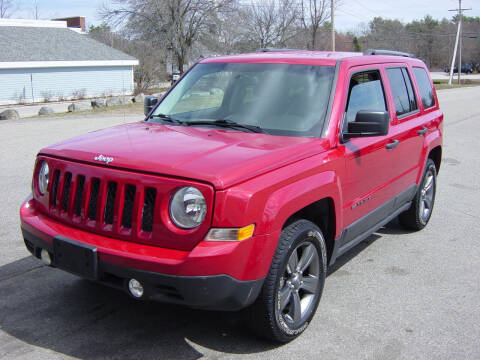 2017 Jeep Patriot for sale at North South Motorcars in Seabrook NH
