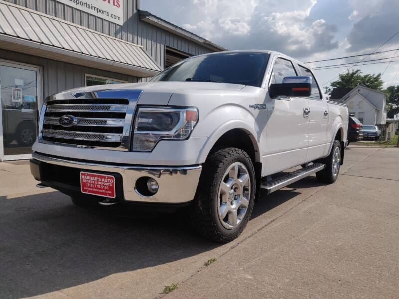 2013 Ford F-150 for sale at Habhab's Auto Sports & Imports in Cedar Rapids IA