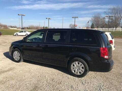 2018 Dodge Grand Caravan for sale at Lannys Autos in Winterset IA