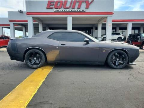 2017 Dodge Challenger for sale at EQUITY AUTO CENTER in Phoenix AZ