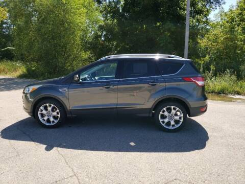 2016 Ford Escape for sale at Super Trooper Motors in Madison WI