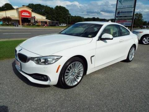 2014 BMW 4 Series for sale at USA 1 Autos in Smithfield VA