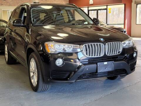 2017 BMW X3 for sale at AW Auto & Truck Wholesalers  Inc. in Hasbrouck Heights NJ