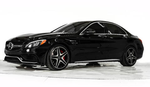 2016 Mercedes-Benz C-Class for sale at Houston Auto Credit in Houston TX