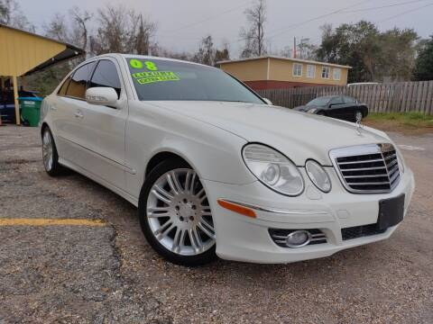 2008 Mercedes-Benz E-Class for sale at The Auto Connect LLC in Ocean Springs MS