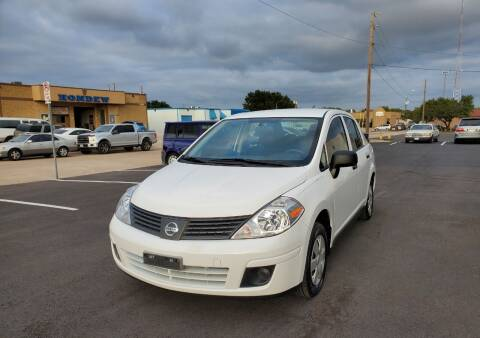 2009 Nissan Versa for sale at Image Auto Sales in Dallas TX