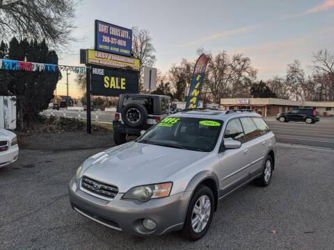 2005 Subaru Outback for sale at Right Choice Auto in Boise ID