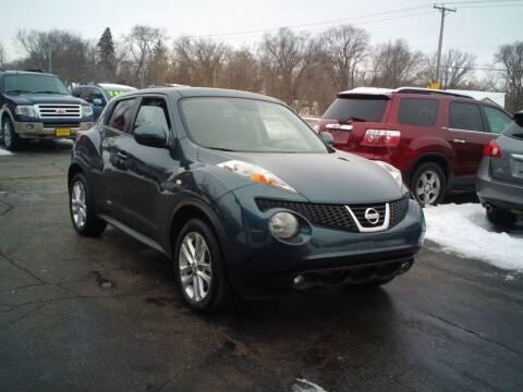2012 Nissan JUKE for sale at BestBuyAutoLtd in Spring Grove IL
