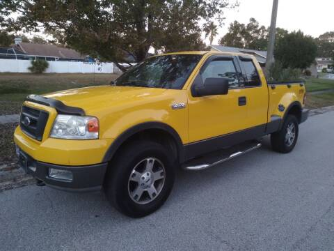 2004 Ford F-150 for sale at Low Price Auto Sales LLC in Palm Harbor FL