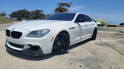 2013 BMW 6 Series for sale at L.A. Vice Motors in San Pedro CA