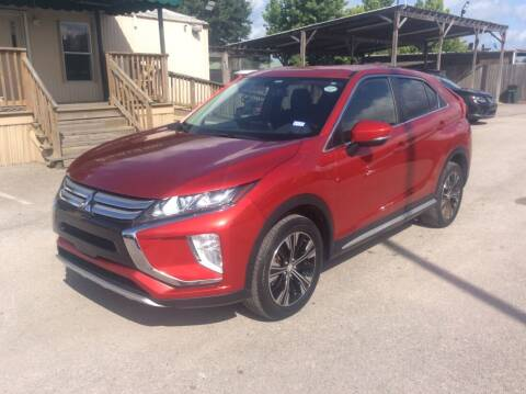 2018 Mitsubishi Eclipse Cross for sale at OASIS PARK & SELL in Spring TX