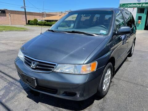 2003 Honda Odyssey for sale at MFT Auction in Lodi NJ