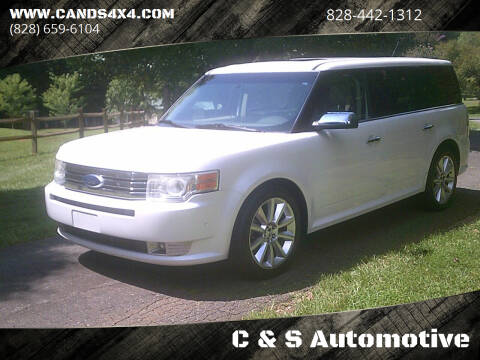 2011 Ford Flex for sale at C & S Automotive in Nebo NC