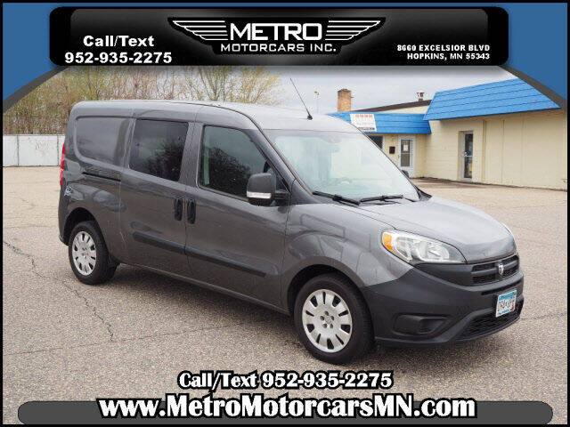 2015 RAM ProMaster City Wagon for sale at Metro Motorcars Inc in Hopkins MN