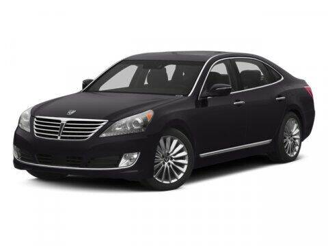2014 Hyundai Equus for sale at TRAVERS GMT AUTO SALES - Traver GMT Auto Sales West in O Fallon MO