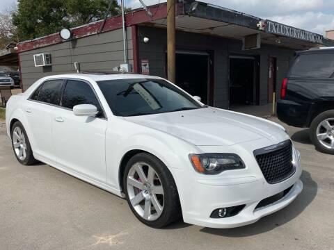 2012 Chrysler 300 for sale at Texas Luxury Auto in Houston TX