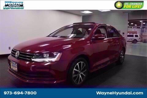 2017 Volkswagen Jetta for sale at Wayne Hyundai in Wayne NJ