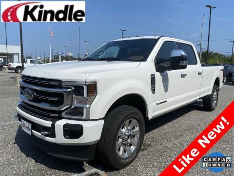 2021 Ford F-250 Super Duty for sale at Kindle Auto Plaza in Cape May Court House NJ