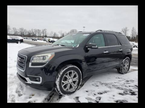 2013 GMC Acadia for sale at Kargar Motors of Manassas in Manassas VA