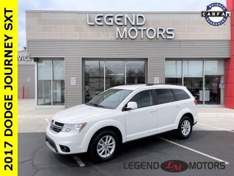 2017 Dodge Journey for sale at Legend Motors of Detroit - Legend Motors of Waterford in Waterford MI