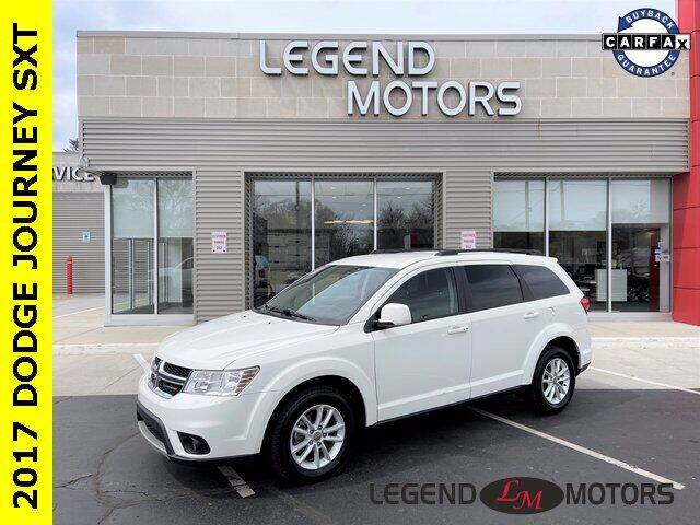 2017 Dodge Journey for sale in Waterford, MI