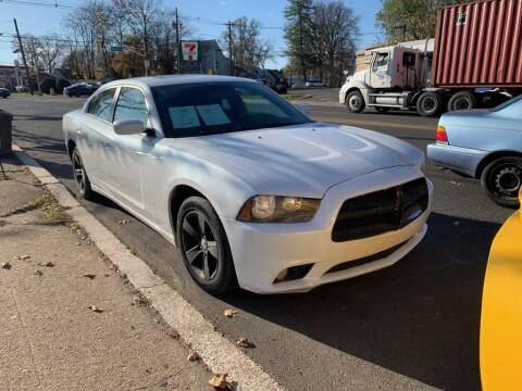 2014 Dodge Charger for sale at Park Avenue Auto Lot Inc in Linden NJ