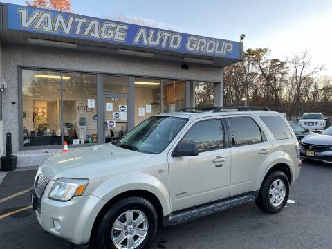 2008 Mercury Mariner for sale at Vantage Auto Group in Brick NJ