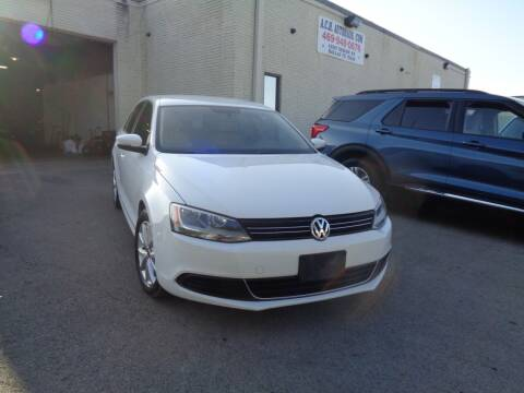 2014 Volkswagen Jetta for sale at ACH AutoHaus in Dallas TX